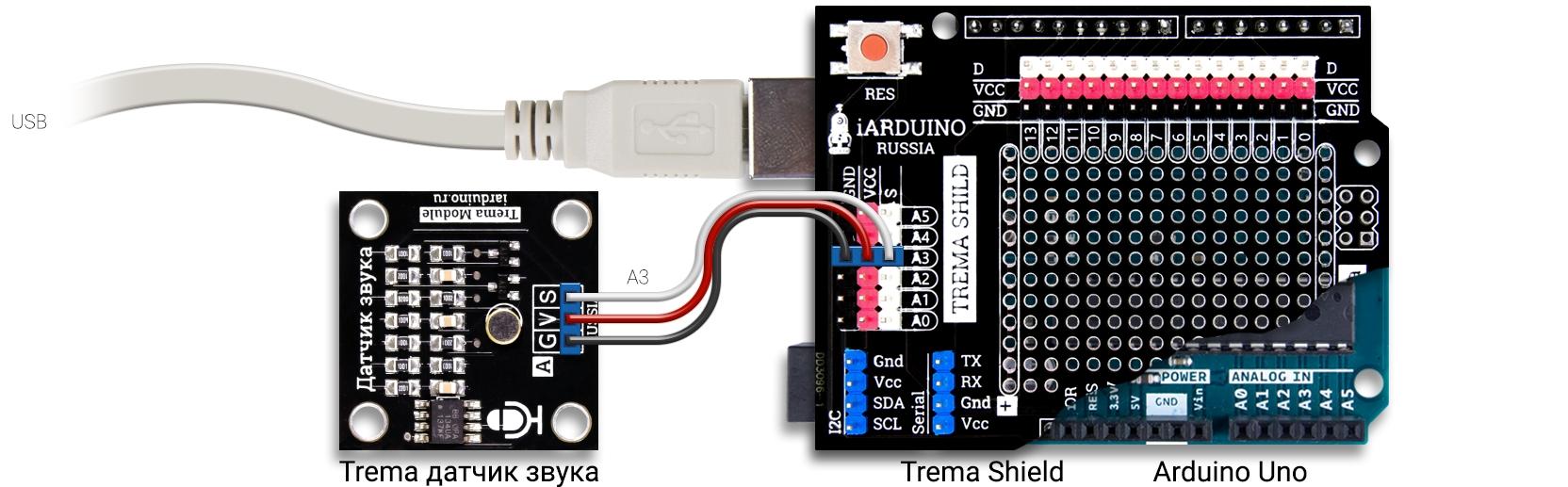 Дешифратор азбуки Морзе на Arduino с выводом данных в монитор последовательного порта